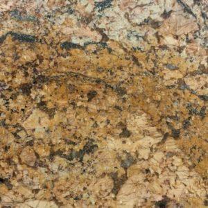Golden Bordeaux Granite