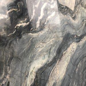 Explosion Blue Quartzite