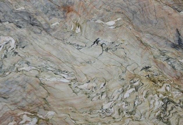 Fusion Wow Multicolor, Quartzite
